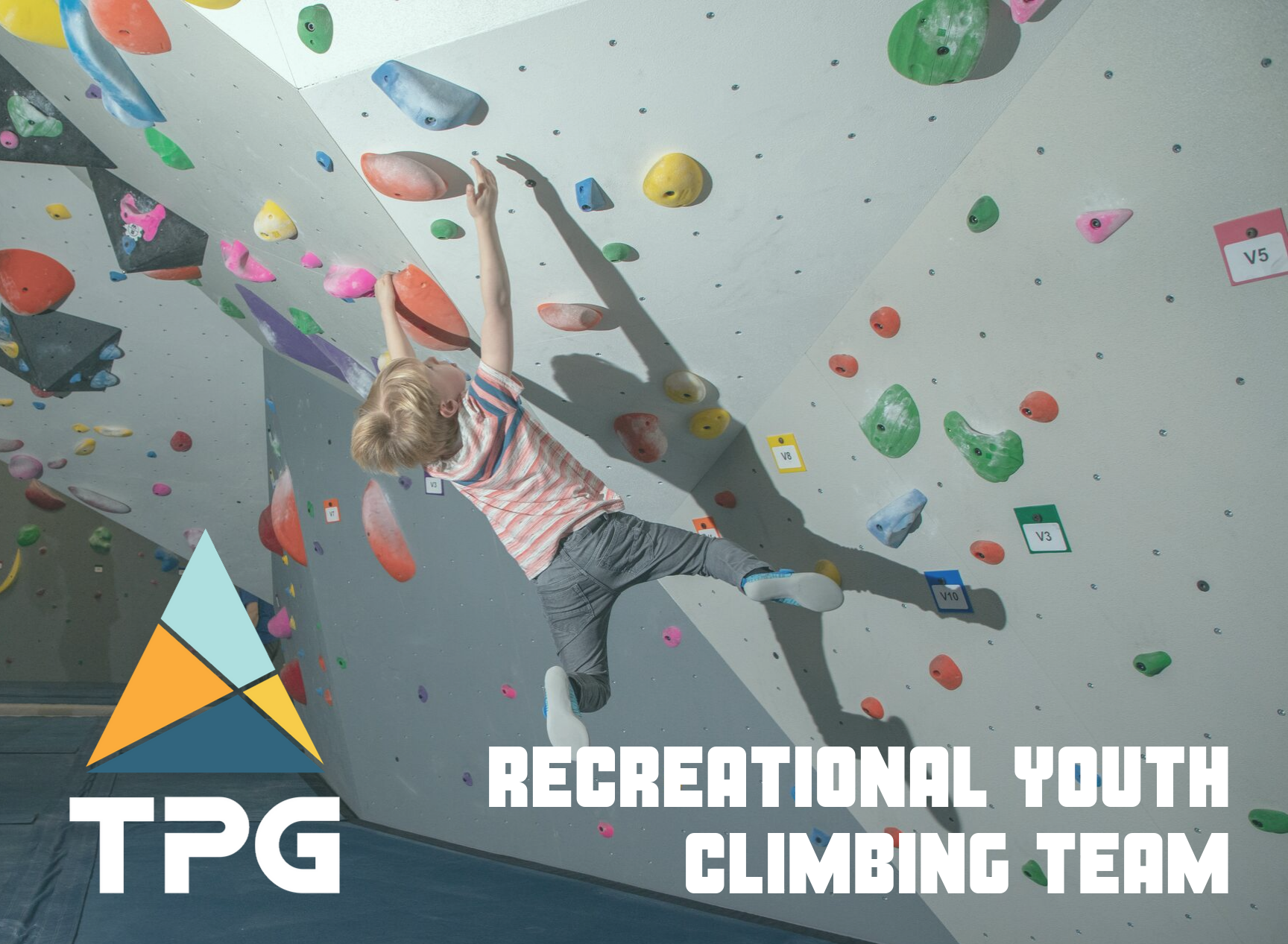 Recreational Youth Climbing Team